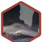 High velocity Sea waves