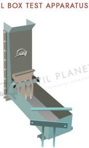L Box Test Apparatus